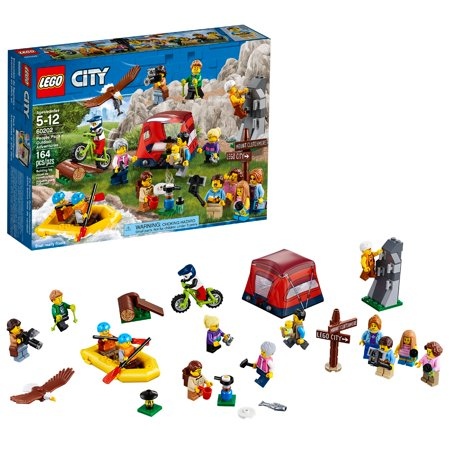 LEGO City Town People Pack - Outdoor Adventures (Lego City 7498 Best Price)