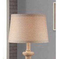 Better Homes and Gardens Textured Table Lamp Shade, Beige