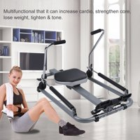 Multifunction Abdominal Rowing Device Belly Trainer Exerciser Loss Weight Tool