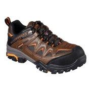 0ec4a3baef587e Men s Skechers Work Delleker Steel Toe Waterproof Sneaker