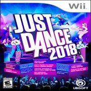 Just Dance 2018, Ubisoft, Nintendo Wii, 887256028251