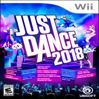 Just Dance 2018, Ubisoft, Nintendo Wii, 887256028251