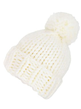 Product Image Womens Soft Warm Thick Hat Winter Cap Girls Cable Knit  Beanie 00453a4b7781