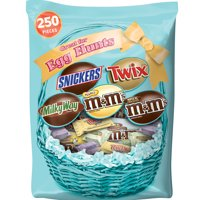 Mars Chocolate Easter Candy Bars Variety Mix, 92.17 Oz., 250 Count