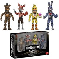 FUNKO 2 VINYL FIGURES FIVE NIGHTS AT FREDDYS 4PK VINYL FIGURE SET
