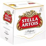 Stella Artois® Lager, 12 Pack 11 fl. oz. Bottles