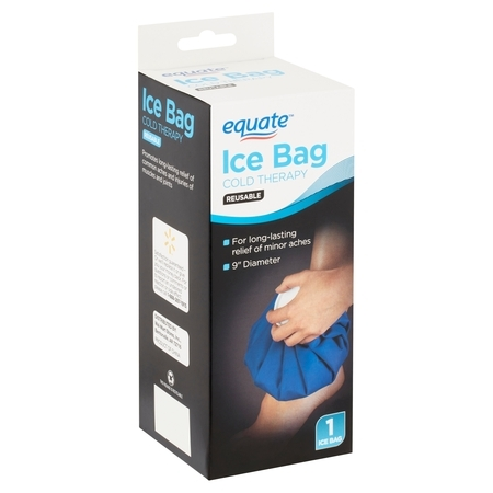 Pac Cold Pack - Equate Reusable Cold Therapy Ice Bag