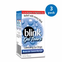 Blink Gel Tears Lubricating Eye Drops, 0.34 fl oz