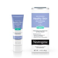 Neutrogena Healthy Skin Retinol & Anti Wrinkle Face Cream with SPF 15, 1.4 oz