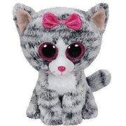 bc8422c6267 TY Beanie Boo Plush - Kiki the Cat 15cm