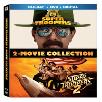 Super Troopers 2-Movie Collection (Blu-ray + DVD + Digital)