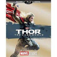 Thor: The Dark World (Blu-ray + Digital)