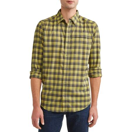 Swiss Tech Ls Outdoor Woven Shirt