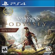 Assassin's Creed Odyssey Day 1 Edition, Ubisoft, PlayStation 4, 887256035969