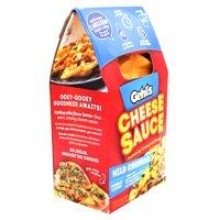 Gehl's Cheese Sauce, Mild Cheddar, 50 Oz, 2 Ct