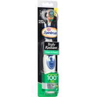 Arm & Hammer Spinbrush Truly Radiant Clean & Fresh Powered Soft Toothbrush, 1 ct
