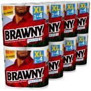 Brawny Paper Towels, 16 XL Rolls, Pick-A-Size