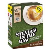 (200 Count) Stevia in the Raw Zero Calorie Sweetener