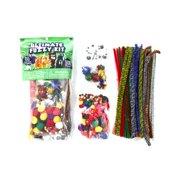 Kids Craft New Ultimate Fuzzy Kit Set