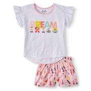 1679628e5b39 Girls  2-piece Pajamas