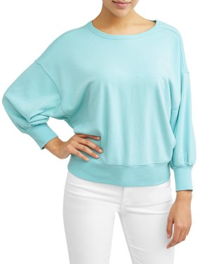 Open Back Sweatshirt Women's
