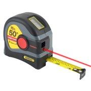 General LTM1 16' Tape Measure with 50' Distance Laser Measure