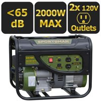 Sportsman Gasoline 2000W Portable Generator