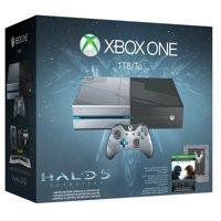 Microsoft Xbox One 1TB Console - Limited Edition Halo 5: Guardians Bundle