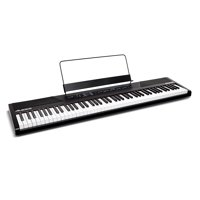 Alesis Recital | 88-Key Beginner Digital Piano with Full-Size Semi-Weighted Keys