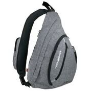 Best Sling Backpacks - Versatile Canvas Sling Bag / Urban Travel Backpack Review