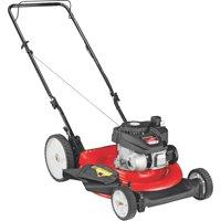 Yard Machines 21 In. High Wheel Push Gas Lawn Mower