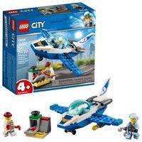 LEGO City Police Sky Police Jet Patrol 60206 Building Set