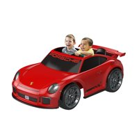 Power Wheels Porsche 911 Gt3 Ride-On Vehicle