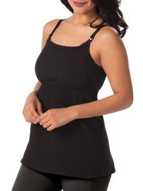Maternity Babydoll Nursing Tank with Full Sling, Style L317