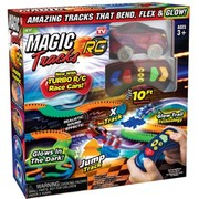 Magic Tracks RC with 10ft Racetrack and RC Red Racer, As Seen on TV