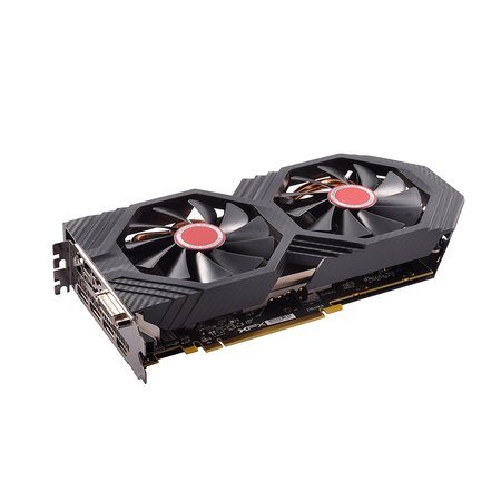 XFX GTS XXX Edition RX 580 8GB OC+ 1386Mhz DDR5 3xDP HDMI DVI Graphic Cards RX-580P8DFD6 - Free The Division® 2 Gold Edition & World War Z with purchase (Pc Video Card With Hdmi)
