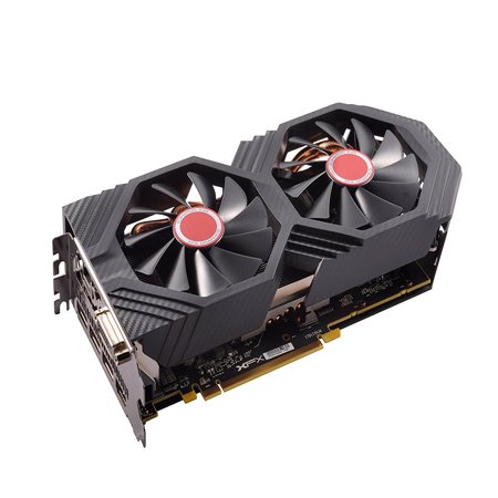 XFX GTS XXX Edition RX 580 8GB OC+ 1386Mhz DDR5 3xDP HDMI DVI Graphic Cards