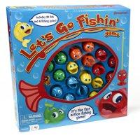 Pressman Toy Let's Go Fishin' Game