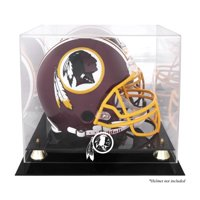 Mounted Memories NFL Classic Helmet Logo Display Case