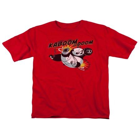 Kung Fu Panda DreamWorks Animated Family Movie Po Kaboom Of Doom Adult
