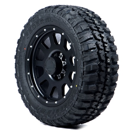 Federal Couragia M/T Mud-Terrain Tire - 33X12.50R20 E