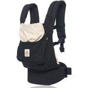 2a1b7ee285a Ergobaby 360 All Carry Positions Award-Winning Ergonomic Baby Carrier  (Black 2012 edition)