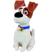 a4ebb714d71 Ty Beanie Babies Secret Life of Pets Max The Dog Medium Plush