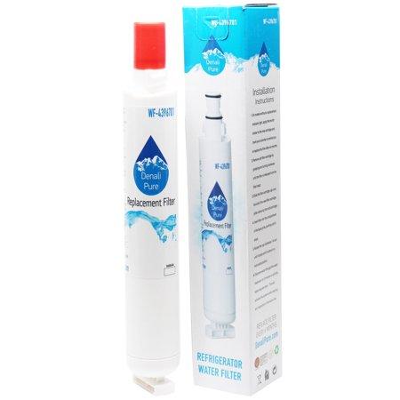 2-Pack Replacement Kenmore 10674216400 Refrigerator Water Filter - Compatible Kenmore 46-9915 Fridge Water Filter Cartridge - image 3 de 4