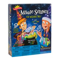 Scientific Explorer Magic Science for Wizards Only Kit
