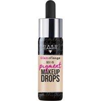 Hard Candy Glamoflauge Mix-in Pigment Makeup Drops, Fair 2