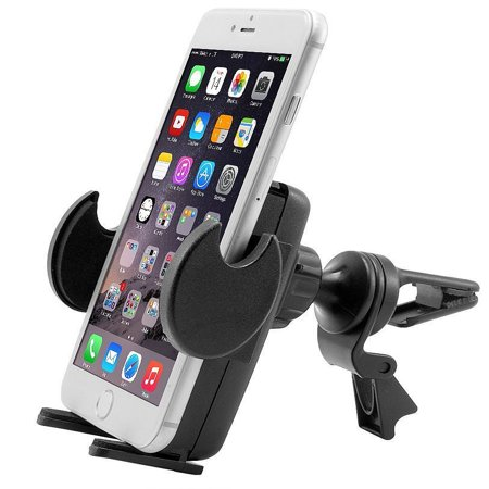 - Car Mount, Digitl Air Vent Vehicle Holder for Motorola Moto X4 X5 E4 E5 G5S G6 w/ Anti-Vibration Flexible Swivel Cradle (with or without case)