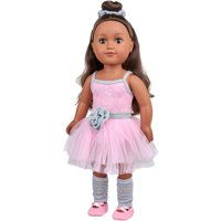 """My Life As 18"""" Poseable Ballerina Doll, African American"""