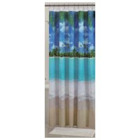 Mainstays PEVA Shower Curtain, Photoreal