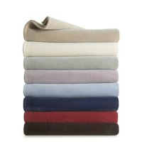 The Original Vellux Blanket Taupe King